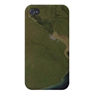 The Rio de la Plata estuary Cover For iPhone 4
