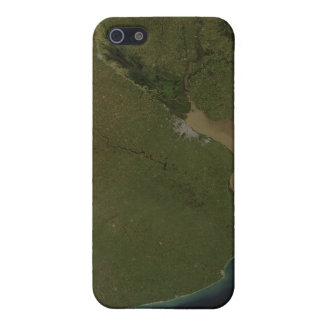 The Rio de la Plata estuary Cover For iPhone SE/5/5s