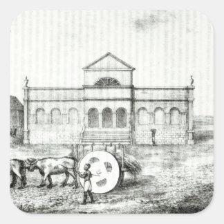 The Rio Exchange, a Public Trapiche Stickers