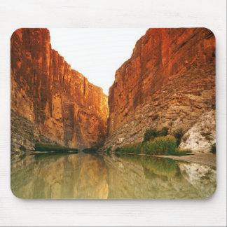 The Rio Grande, Big Bend NP, Texas Mousepad