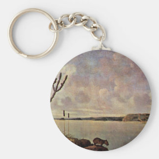 The Rio San Francisco By Post Frans Keychain