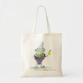 The ripe fairy tote bag