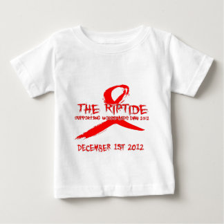 The Riptide World Aids Day 2012 Merchendise Baby T-Shirt