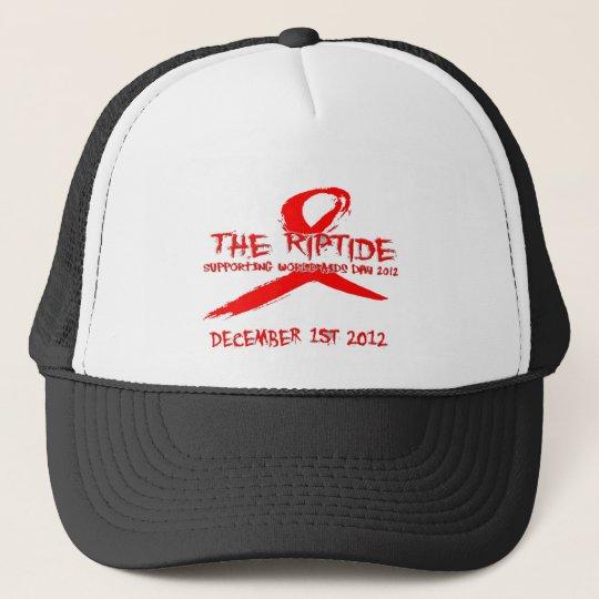 The Riptide World Aids Day 2012 Merchendise Trucker Hat