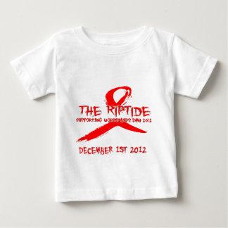 The Riptide World Aids Day 2012 Merchendise Shirts