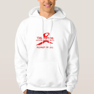 The RIptide World Aids Day Hoody