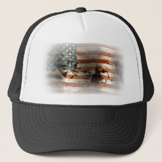The Rise of a Nation ... Trucker Hat