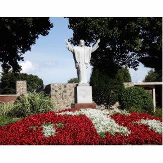 The Risen Jesus Christ statue Acrylic Cut Out