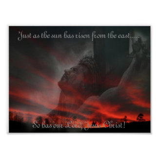 The Risen Lord Poster