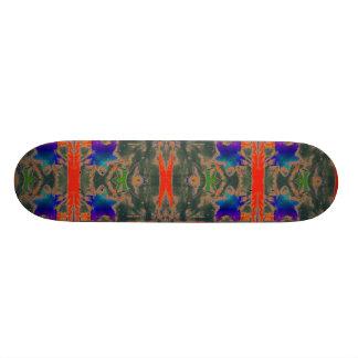 The Rising Star Skate Board