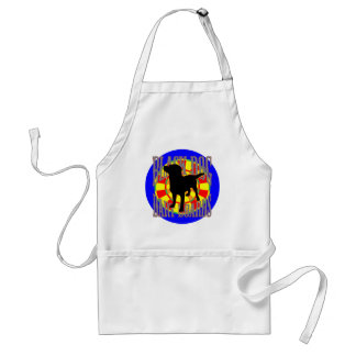 The Rising Sun Adult Apron