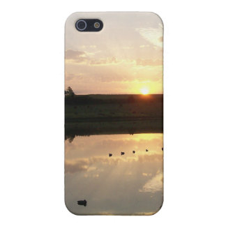 The Rising Sun iPhone SE/5/5s Cover