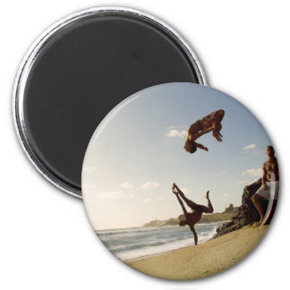 The Rising Sun Magnets