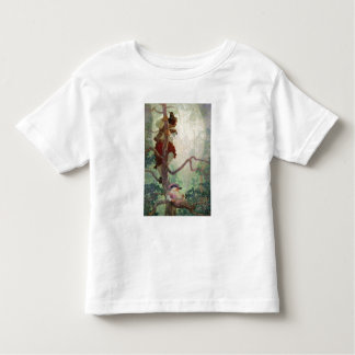 The Rites of Spring, illustration from 'A Child's T Shirt