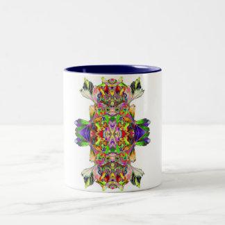 The Ritual Coffe Cup Two-Tone Coffee Mug