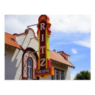 The Ritz Postcard