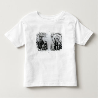 The Rival Fountains or Gin and Water Toddler T-shirt