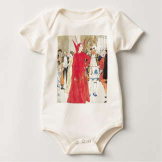 The Rival Mephistopheles: Philip William May; 1895 Baby Bodysuit