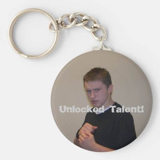 The Rivalry Keychain