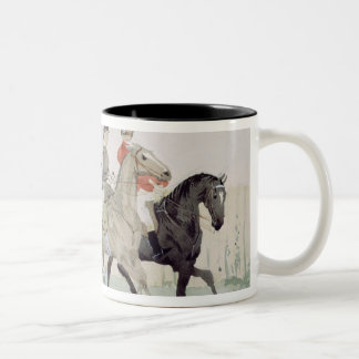 The Rivals Two-Tone Coffee Mug