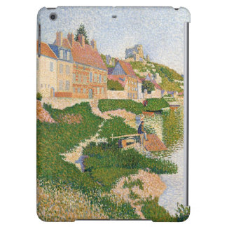 The River Bank, Petit-Andely, 1886 Case For iPad Air