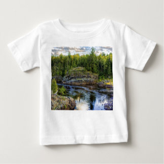 The River Below Baby T-Shirt