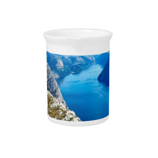 The River Blue Drink Pitchers