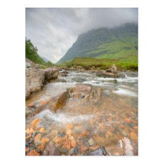 The River Coe Postcard