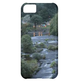The River Dee, at Llangollen, Denbighshire, Wales iPhone 5C Cases
