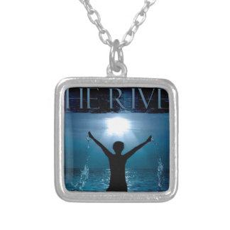 The River Fellowship Silver Plated Necklace