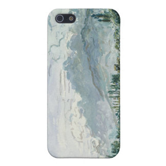 The River Isere at Grenoble, 1877 Covers For iPhone 5