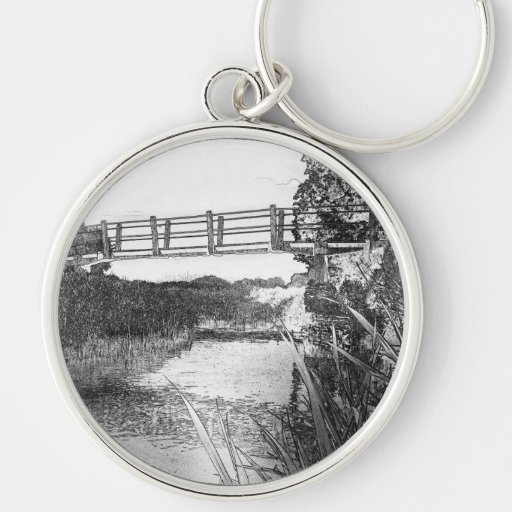 The River Keychains