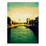 The River Liffey Postcards