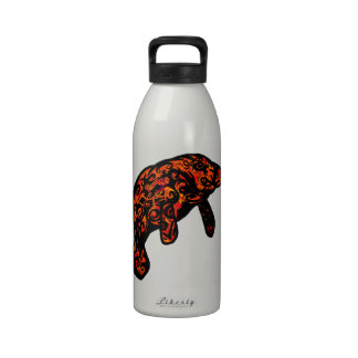 THE RIVER MANATEE WATER BOTTLES