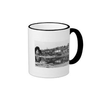 The River Nahe, Bad Kreuznach, c.1910 Ringer Mug