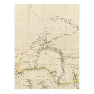 The River Niger Postcard