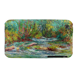 The River of Epte at Giverny, Summer Claude Monet iPhone 3 Case-Mate Case
