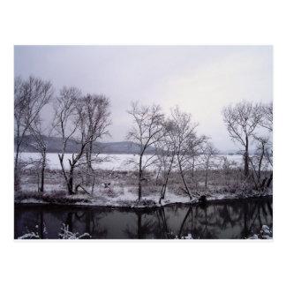 The River Postcard