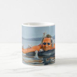 'The River Rats Man coffee tea mug cup