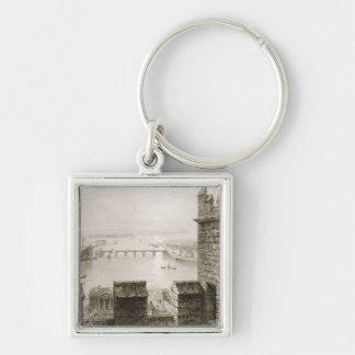 The River Shannon and Limerick Keychain