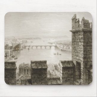 The River Shannon and Limerick Mouse Pad
