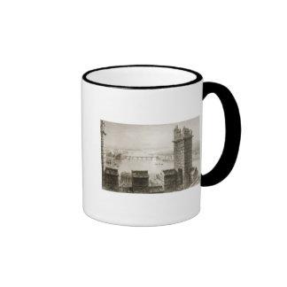 The River Shannon and Limerick Ringer Mug