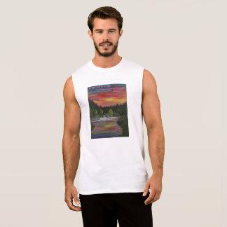The River Sleeveless Shirt