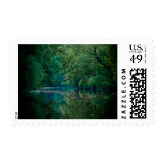 The River • Stamp