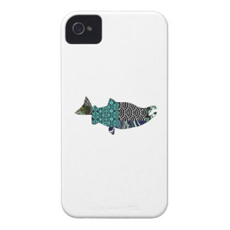 THE RIVER SWIRLS iPhone 4 COVER