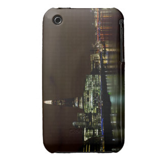 The River Thames at Night iPhone 3 Cases