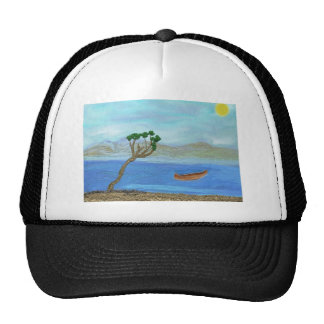 The River Trucker Hat