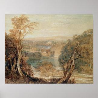 The River Wharfe Print