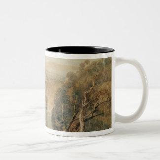 The River Wharfe Two-Tone Coffee Mug