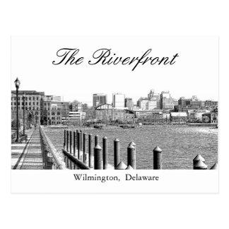 The Riverfront Postcard